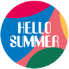 Hello Summer 2020 logo
