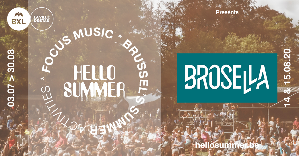 Hello Summer presents Brosella Jazz