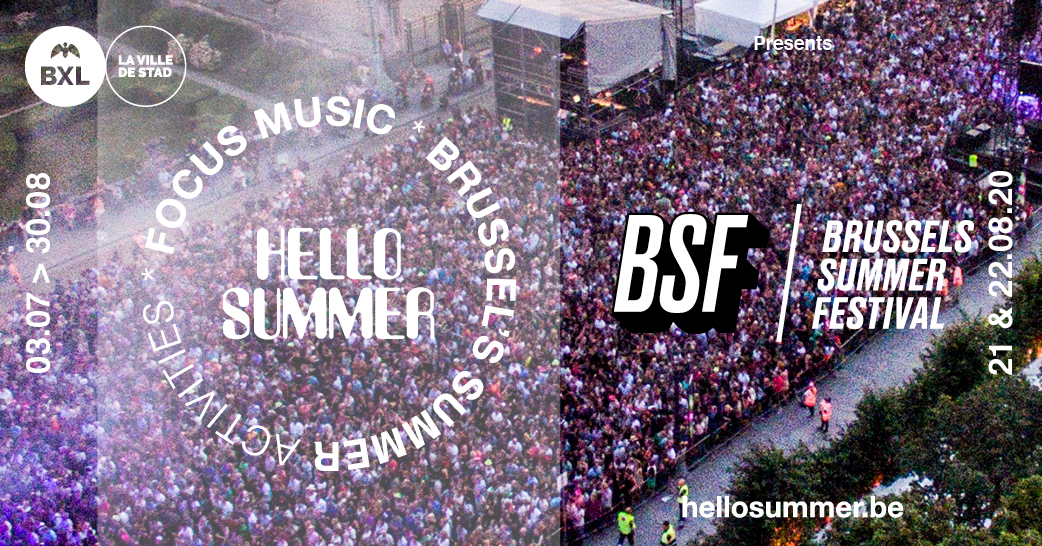 Fifty Summer Sessions - Brussels Summer Festival