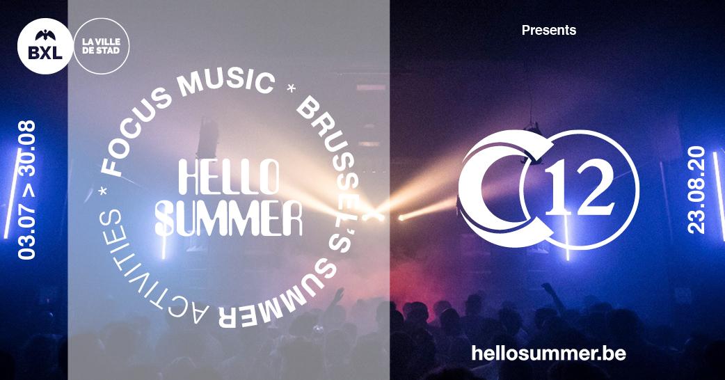 Hello Summer presents C12