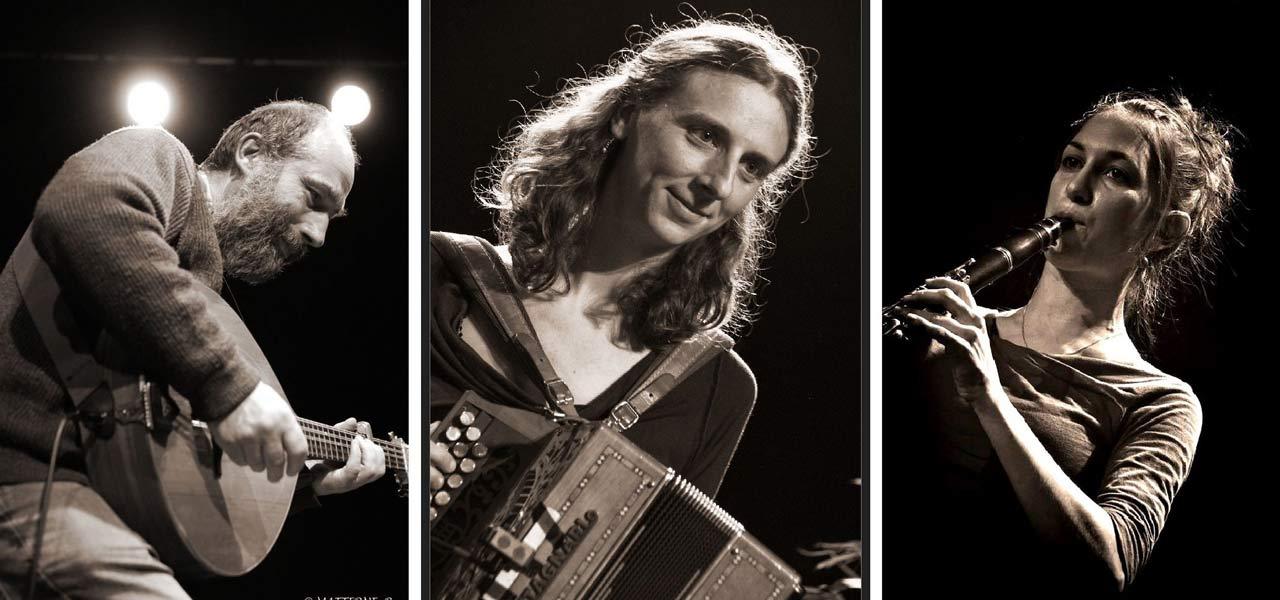 Calamalys Trio en concert