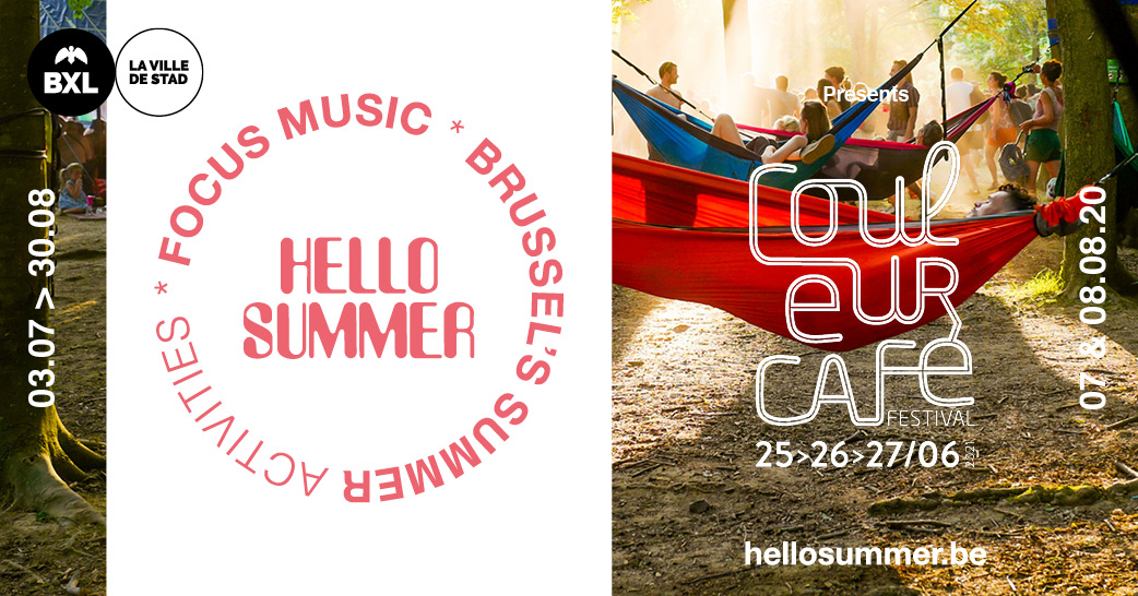 Hello Summer presents Couleur Café