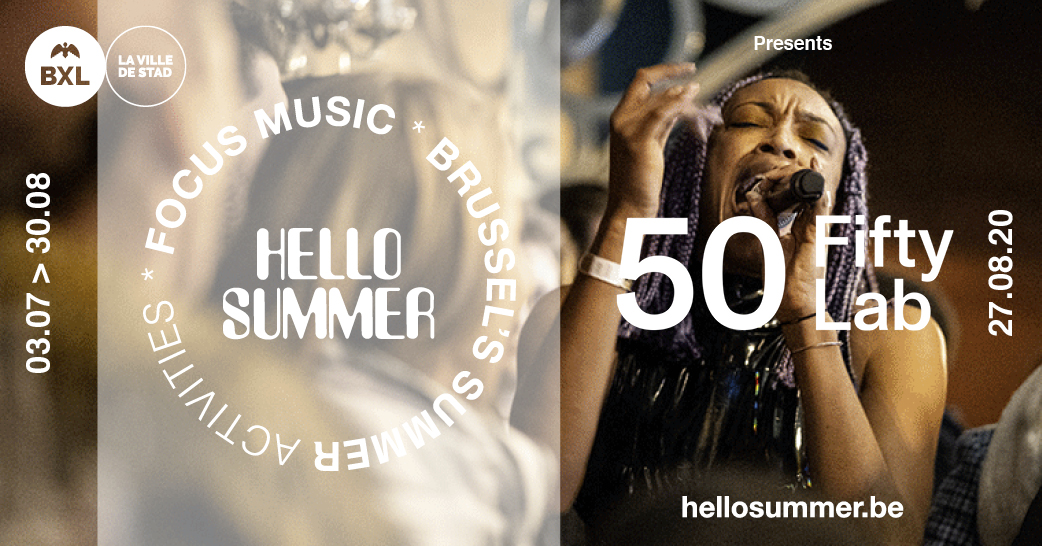 Hello Summer presents Fifty Lab