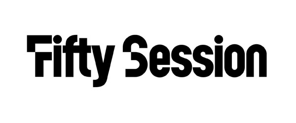 Fifty Session logo