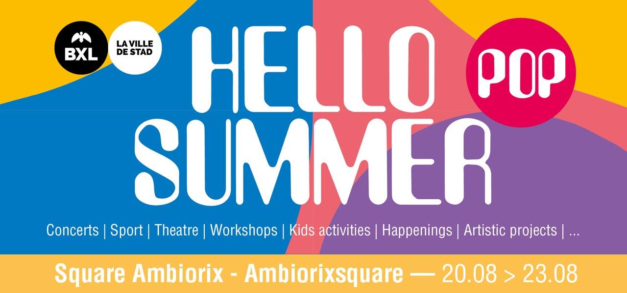 Hello Summer Pop Ambiorix