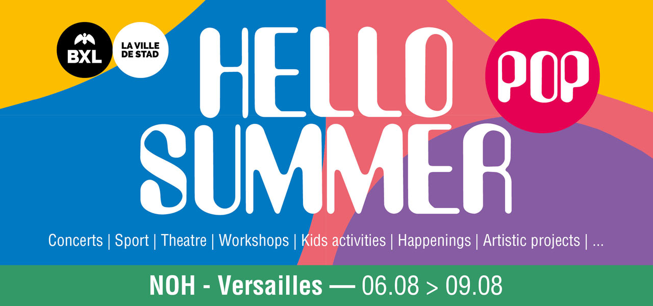 Hello Summer Pop Versailles