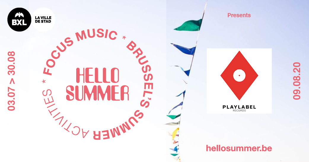 Hello Summer presents Play Label Records