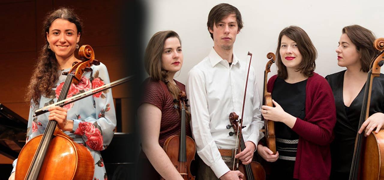 Quatuor Karski et Mariona Camats