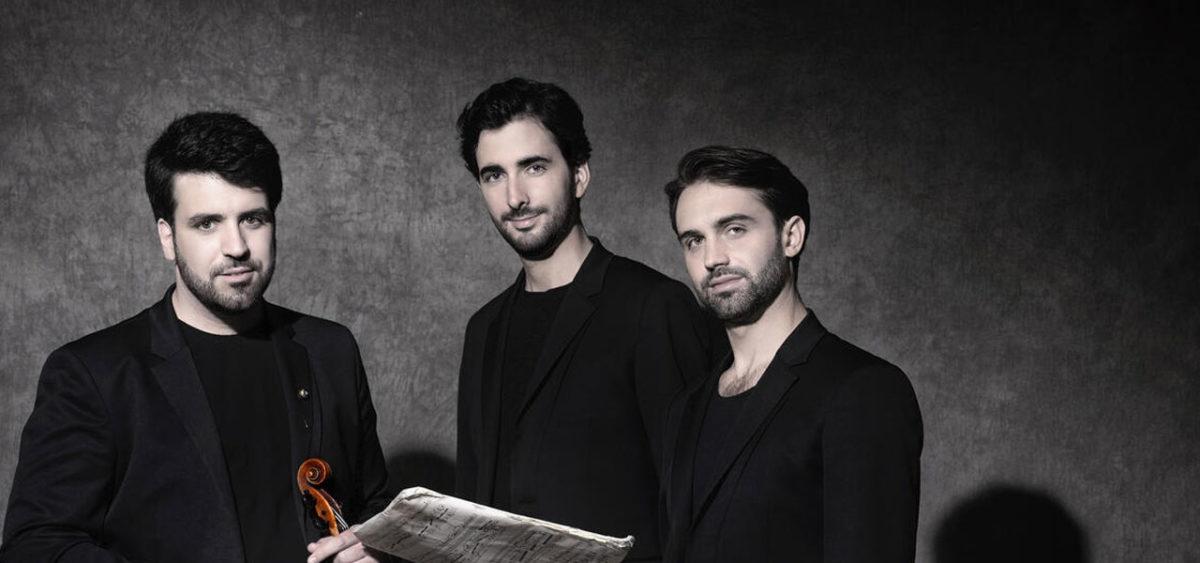 Chapelle : Trio Zadig (piano) & Florence Leeman