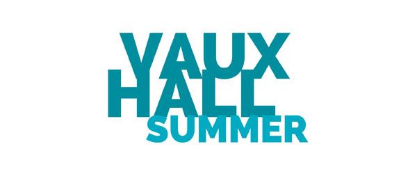 Vaux-Hall Summer logo